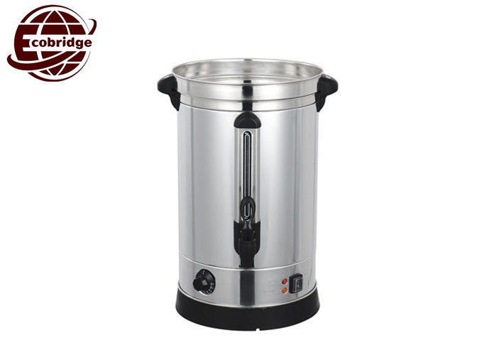 Automatic Electric Commercial Water Boiler Energy Saving Stainless Steel Restaurant