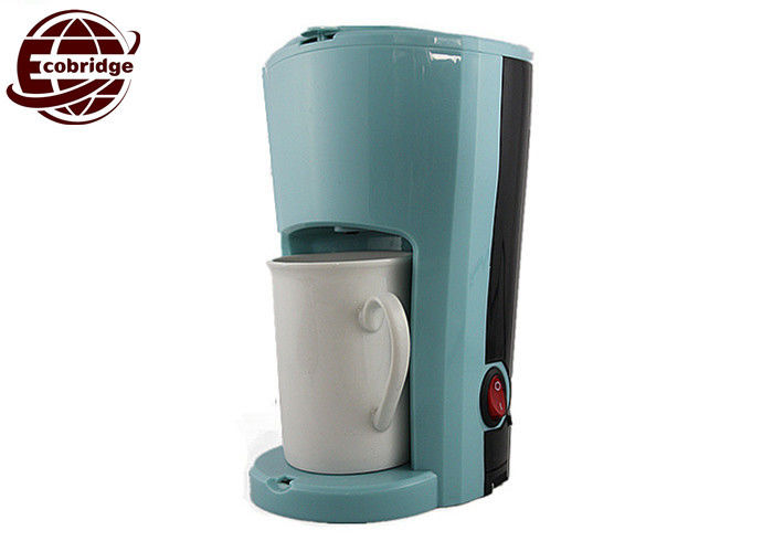 OEM Customized Small Coffee Maker Gift Portable Optional Color Family Mini 1-Cup