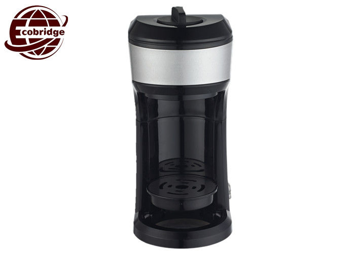 Semi - Automatic Capsule Coffee Machine , OEM 420ml Family Mini K Cup Coffee Maker